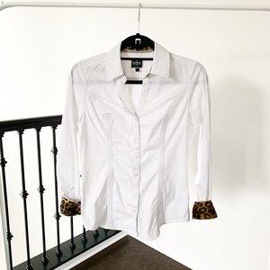 Express The Essential Shirt Leopard